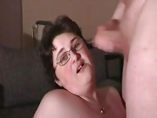 Wife knows what is cumming!.