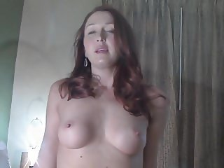 Redhead Housewife & Soccer Mom Cheating on Husband