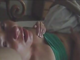 Dirtytalking Wife Fantasizes About Girl Licking Her Pussy