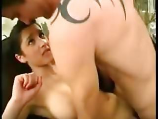 FRENCH amateur beurette Amandine big natural boobs