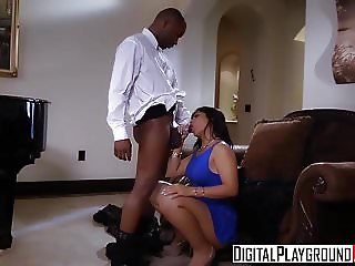 DigitalPlayground - Rose Monroe Tee Reel - Flashing Ass