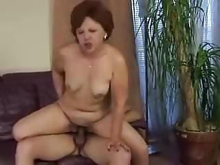 Mature woman and guy - 53