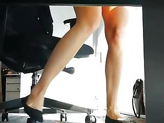 Office upskirts 3