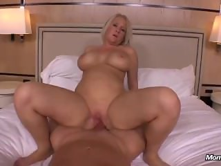 Massive Tits Big Booty Milf Fucks Your Cock POV