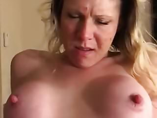 MILF cheating her hubby