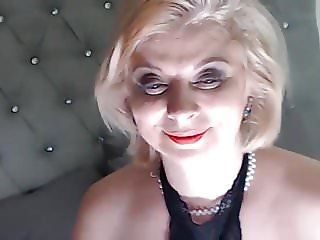 Blonde mature in cam.2