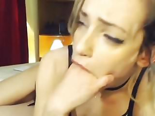 pure deepthroat abuse & humiliation for dumb slut sandraruby