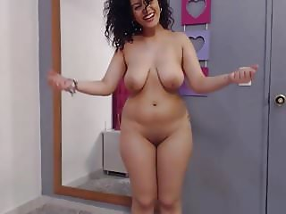 nude jump rope- huge ass puffy nipples