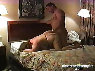 Vintage cuckold sex tape