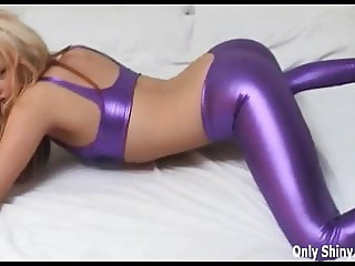 Are my shiny pink PVC panties turning you on