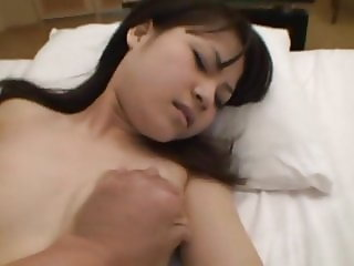 Very pretty Japanese Gets a Creampie. Unc.
