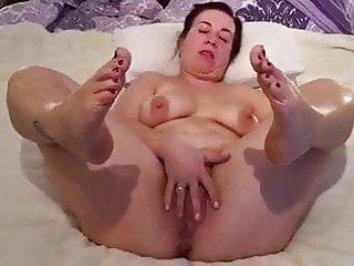 Mature pregnant 51 years housewife