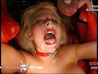 German Goo Girls - Jasmin Jordan MILF on Fire