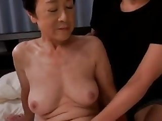 Japanese Grandmother 11