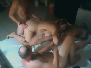 Whore wife can nnot get enough cock
