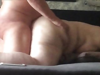 Backdoor ist open - Anal and blowjob slave