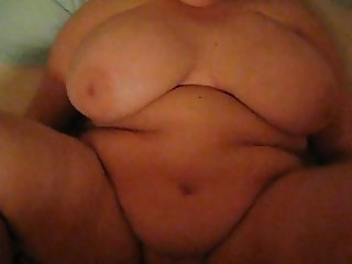 Bbw with bouncing boobs getting fucked