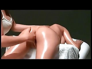 Oily Pussy Massage