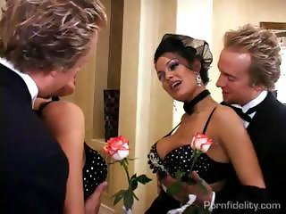 Angelina Valentine Gold Digging Slut Bride