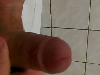 playing my cock