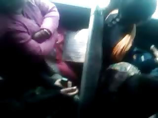 Dicking in Crowded bus 2