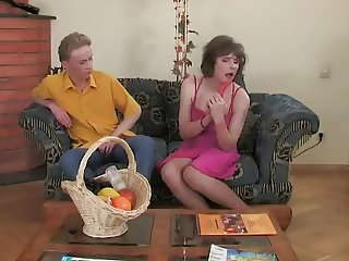 Shy cd gets first anal