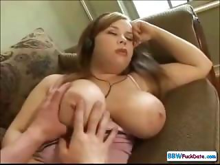 Petite doughgirl gets stuffed by a tattooed guy's truncheon
