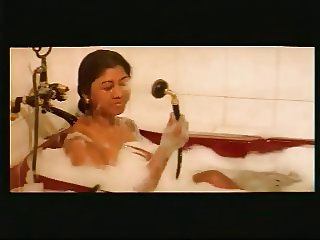 Devika topless bath big boobs