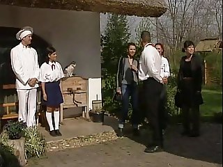 Horny German Summer Camp Teens 03