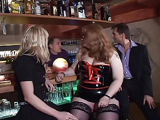 German real swinging at a club (by cattg85)