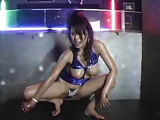 She can be my dance partner!