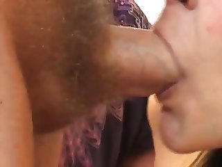 supercum into her mouth