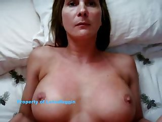 Amateur Wife Fucked And Sprayed !