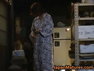 Chisato Shouda Amazing mature Japanese part6