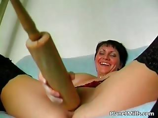 Big dildos and big dicks are not enough part5