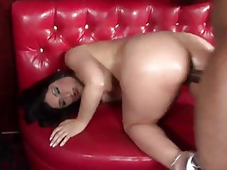 Luscious Lopez Fucked At Strip Club