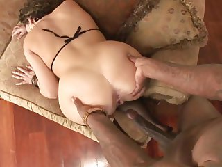 Fat white ass girls vs big black cock guys, Part 3