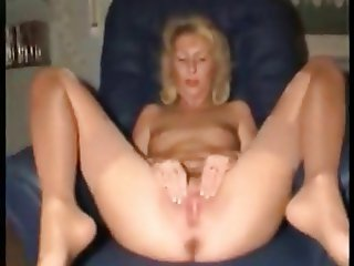 Horny French Housewife