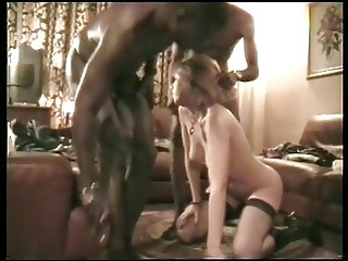 French slut interracial part13