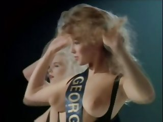 music video topless and leotard