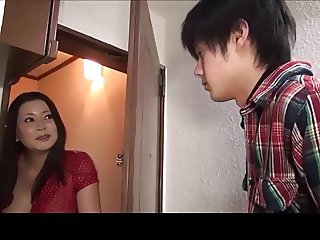 Roleplay Japanese Mother NOT her son English subtitles