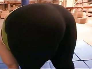 Huge Booty Veronica Bottoms Fucks Her Trainer