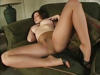 Erica cambell pantyhose video
