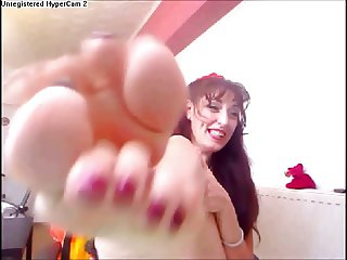 Webcam Feet 6