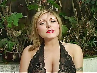 Beautiful Girl with Big Tits loves Hard Cock !