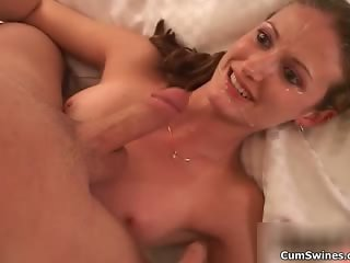 Cock and cum loving sluts gets fucked part6