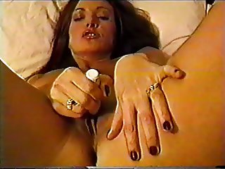 1998 Vid, Alexis from Texas has a strong contraction orgasm!