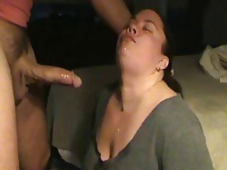 Big girl enjoys big dick