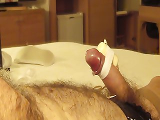 Cuming Hands Free with Egg Vibrator 7 (Short Version)