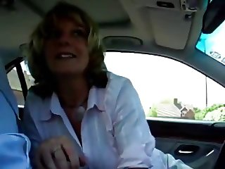 Mature Head #27 (Scandalous Cheating Wife in the Car)